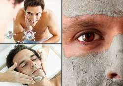 know how men can take care of their skin in summer follow
