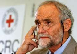 at least 16 killed red cross chief starts syria mission