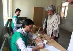 audit of polling stations in afghanistan hailed