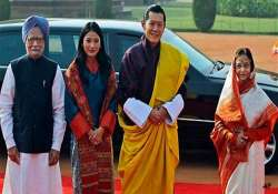 bhutan king s visit consolidates ties with india