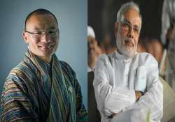 bhutan prime minister to attend modi s swearing in ceremony
