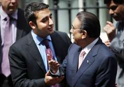 bilawal pitches for continuance of democracy in pak