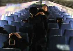 china plane hijacking foiled in west six detained