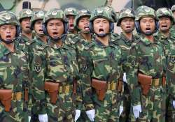 chinese pla daily says india sees china as de facto