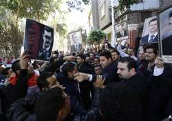 demos across syria after foiled damascus rally 4 killed