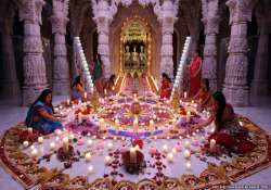 diwali celebrated with gusto in uk