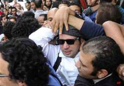 egypt activists get 3 years in prison for protest