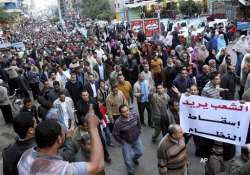 egypt back to normal as protests continue