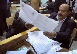 egyptians vote 77 pc yes for constitutional amendments