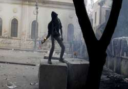 egyptians mark uprising anniversary with clashes