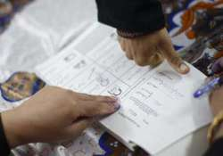 ensuring safe polls a challenge pakistani daily