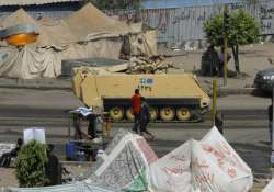 governments condemn shootings in egypt