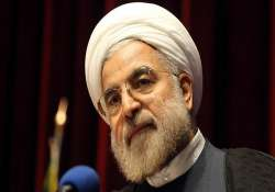 hasan rowhani surges to big lead in iran presidential poll