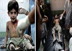 i m gonna tell god everything said a dying 3 year old syrian