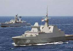 india china pakistan to take part in joint naval exercises