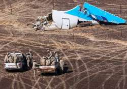 terrorists downed russian plane killing 224 russia