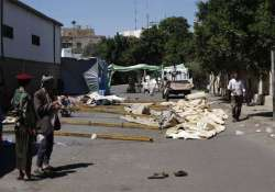 yemen s rebels attack home of islamist 12 killed