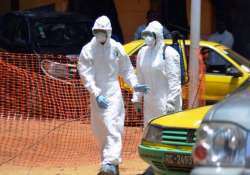 over 20 000 people contracted ebola in 2014 who
