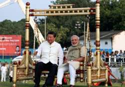 xi invites modi to visit his hometown xian in china