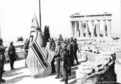 germany rejects greek demands for nazi crime reparations