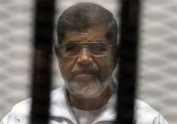 us deeply troubled over death sentence to mohammed morsi