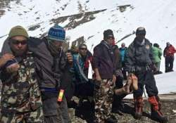 nepal ends rescue operations after deadly snowstorm