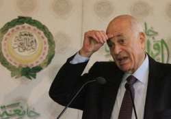 arab foreign ministers to form arab united force