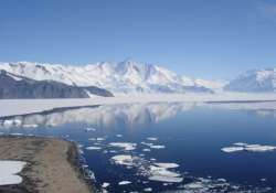 ice in arctic seas shrinks to 6th lowest recorded
