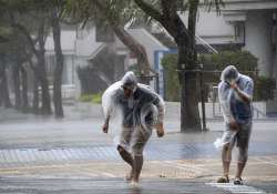 strong typhoon batters japan 35 hurt