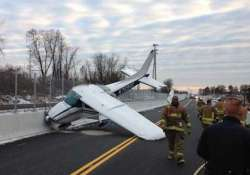 us pilot who landed on road had crashed before