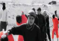 in new video isis claims beheading of 8 shiites in syria s