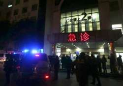 35 dead over 40 injured in shanghai new year s stampede
