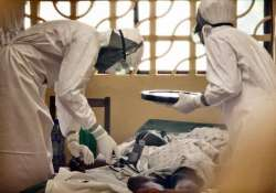 us doctor tests positive for ebola in liberia