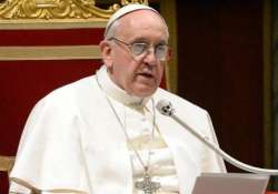 pope opens synod rejecting bad shepherds