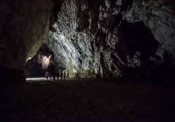 spanish man hospitalised after 12 days in cave