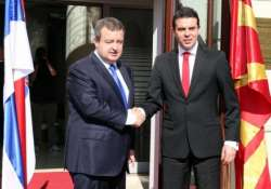 macedonia serbia not to join eu s sanction against russia