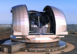 construction in chile of world s largest telescope approved