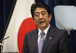 no fresh apology from japan pm on wwii after 70 years
