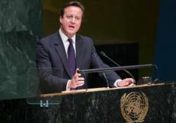 iran can be part of solution in syria british pm david