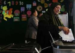 28.3 percent turnout in egypt s parliamentary elections