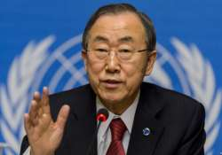 un urges diplomatic accord on iran s n programme