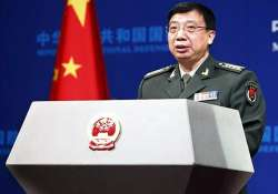 china denies reports to set up 18 naval bases in indian