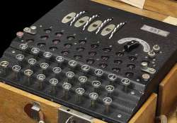 rare enigma machine fetches 149 000 pounds at auction