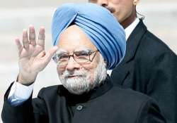 india and myanmar are natural partners says singh