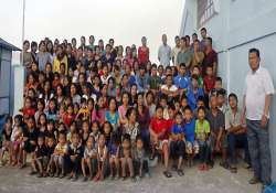 indian mizo with 39 wives 94 kids is strangest story of 2011