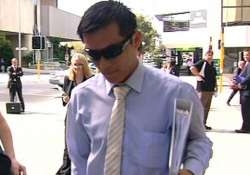 indian student jailed for 14 months in australia in english