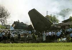 indonesia military plane crashes into houses kills 10