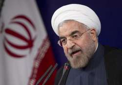 iranian missile programme non negotiable rouhani