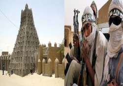 islamists continue destroying timbuktu heritage