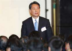 japan s cabinet resigns to make way for new prime minister